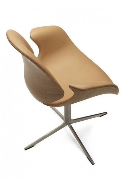 D'DAYS 2013 – Triode présente la COUNCIL CHAIR de SALTO & SIGSGAARD | DECO-DESIGN | Design Furniture Trends | Scoop.it