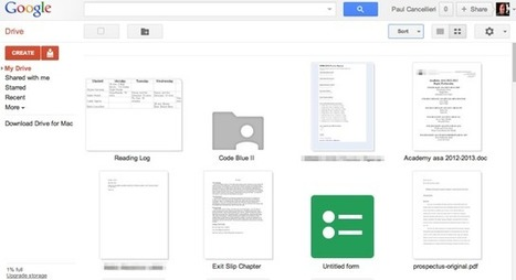 Get collaborating with Google Drive | Using Google Drive in the classroom | Scoop.it