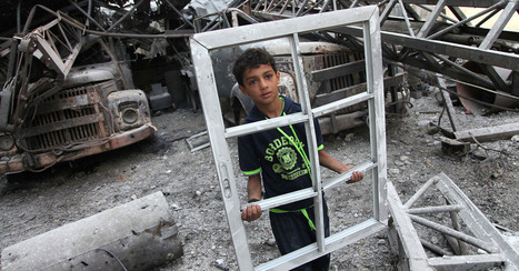 Goodbye to Gaza: A Place of Hope Despite the Bombs | 911 | Scoop.it