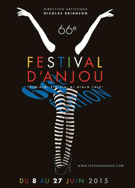5 bonnes raisons d'aller au Festival de théâtre d'Anjou ! | théâtre in and off | Scoop.it