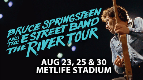 Tom Morello en guest star du 2e concert de Bruce Springsteen dans le New Jersey | Bruce Springsteen | Scoop.it