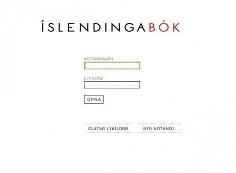 Website Helps Icelandic Couples Avoid Incest   Strange days indeed...   Scoop.it
