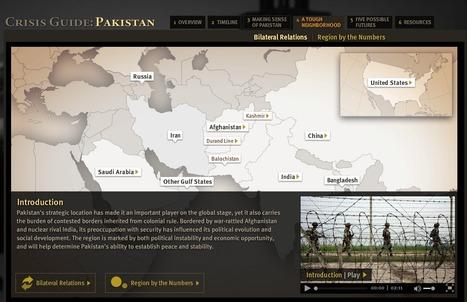 Crisis Guide: Pakistan | Interactive & Immersive Journalism | Scoop.it