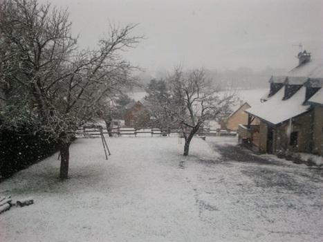 Le froid et la neige de retour sur les Pyrénées | Vallée d'Aure - Pyrénées | Scoop.it