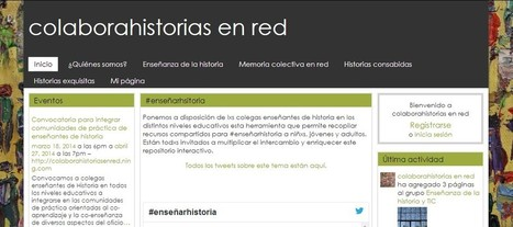 Red de docentes de historia ~ Docente 2punto0 | Las TIC y la Educación | Scoop.it