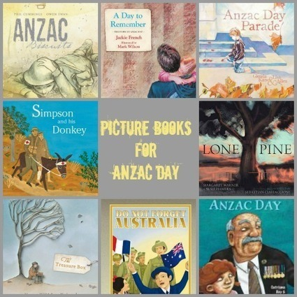 Book List: Stories for Anzac Day | My Little Bookcase | Reading discovery | Scoop.it
