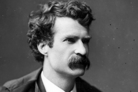 """Mark Twain Knocks New Year's Resolutions: They're a """"Harmless Annual Institution, Of No Particular Use to Anybody"""" 