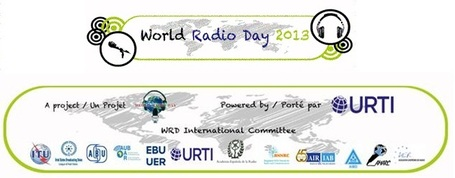 Official opening of the WORLD RADIO DAY 2013 platform | Radio Hacktive (Fr-Es-En) | Scoop.it