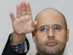 Gaddafi's jailed son appears on TV - Independent Online | Saif al Islam | Scoop.it