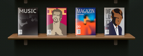 19 Web Design Magazines You Should Be Reading in 2016 | Web to Print Turnkey Solutions | Scoop.it
