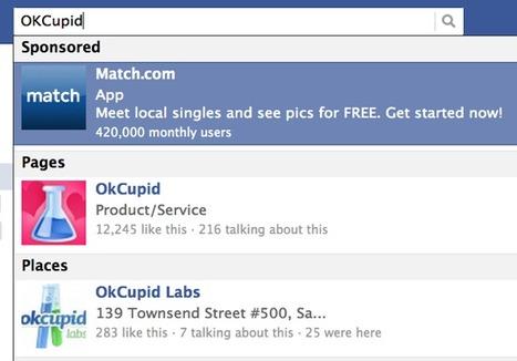 De la publicité chez Facebook ! Pour faire remonter le titre ?? | Communication Romande | Scoop.it