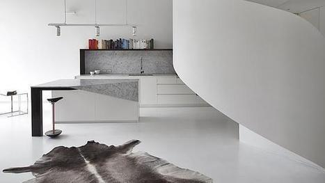 Interior design awards favour stylish restraint and raw materials - The Australian | Office Design News | Scoop.it