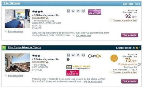 Accorhotels à l'assaut de Booking: les hôteliers se frottent les mains | Hospitality Webmarketing, social e distribuzione on line | Scoop.it