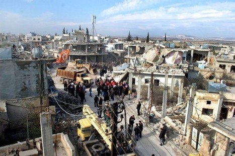 Car bomb explodes in Hama, Syria   World News   Scoop.it