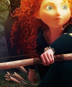 Is Pixar's 'Brave' Just Another Disney Princess Movie? - Forbes   Brave - Changing Faces of Disney Princesses   Scoop.it
