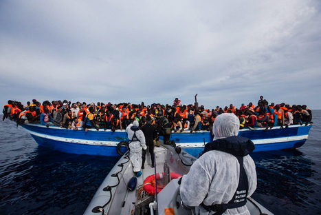 Wealthy businessman buys $8 million rescue boat and saves thousands of migrants in makeshift vessels | FREE HUgZ - sharing of inspiration and miracles | Scoop.it