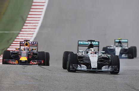 F1 news: Mercedes 'too far' ahead in F1, reckons Daniel Ricciardo | F 1 | Scoop.it