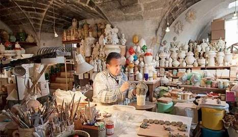 The clay boot: pottery itineraries in Italy | Small group tours in the Italian countryside | Scoop.it
