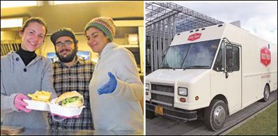 La restauration à même le camion cartonne - L'essentiel   Veille Food-trucks   Scoop.it