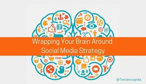 Wrapping Your Brain Around Social Media Strategy | The Social Web | Scoop.it