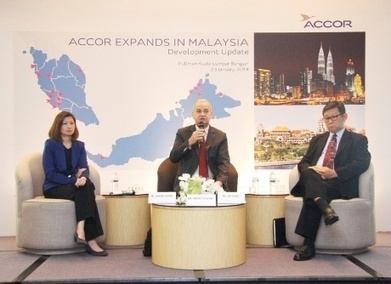 Accor to double portfolio in Malaysia | Travel Daily Asia | Tourism in Southeast Asia | Scoop.it