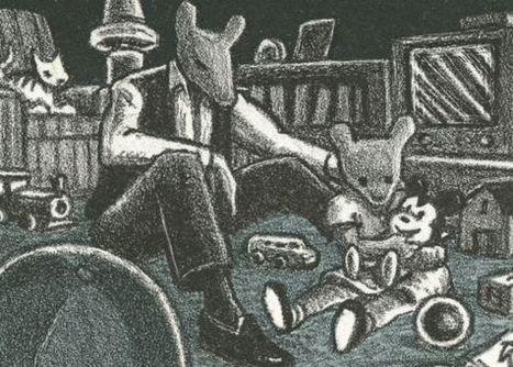 Psicoanálisis de un ratón trágico | Libro blanco | Lecturas | Scoop.it