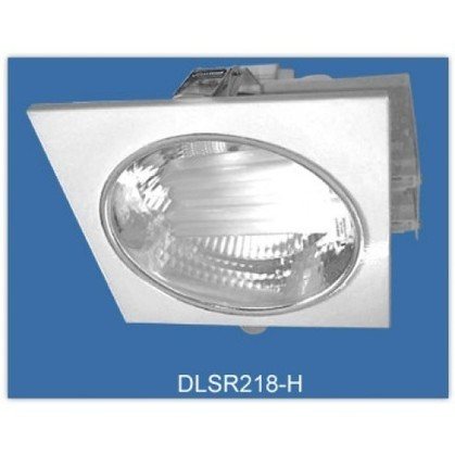 Recessed D/L Horizontal Square Round - Commercial Luminaires | Commercial Luminaires | Scoop.it