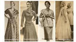 1950 australian fashion - Google Search | Broach Faction | Scoop.it
