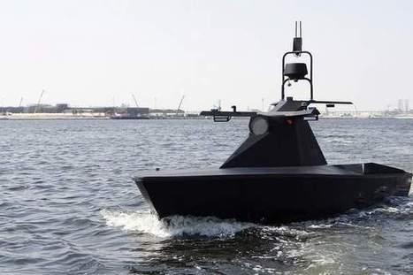 Sea drones expected soon in UAE   DAC   Scoop.it