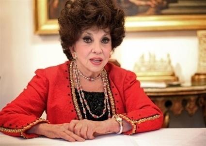 Juwelen van de voormalige Italiaanse filmster Gina Lollobrigida voor 3,8 miljoen geveild | La Gazzetta Di Lella - News From Italy - Italiaans Nieuws | Scoop.it