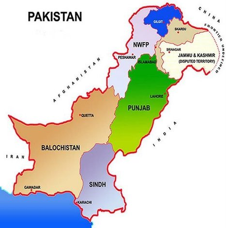 How did Pakistan get it's name? | Geography 400 Blog | Scoop.it