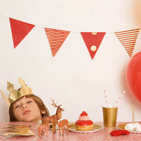 "¡Fiesta de Navidad para los peques! | ""Interior Styling, Food Styling and Parties"" 