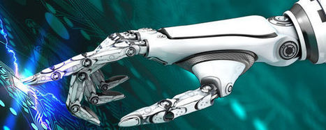 The Future of Work: The Three Dimensions of Artificial Intelligence | Futurewaves | Scoop.it