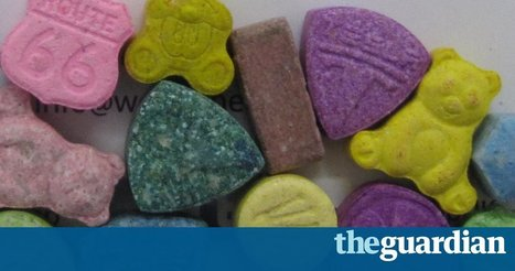 Ecstasy pills increasingly made with child-friendly logos, says expert (UK) | Alcohol & other drug issues in the media | Scoop.it