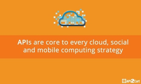 Axiom #2: APIs are core to every cloud, social and mobile computing strategy | API Integration | Scoop.it