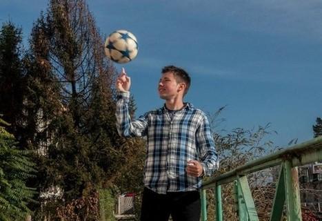 "Foot : Gaetan Czaja part en ""Freestyle""   Grand-Rouen   Mes reportages   Scoop.it"