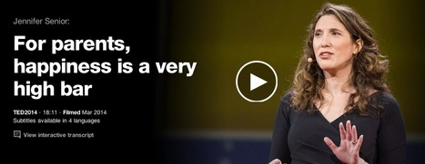 10 Great TED Talks for Parents ~ Educational Technology and Mobile Learning | Technology in Education | Scoop.it