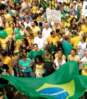 Corruption scandal engulfs Brazil leaders, government on brink of collapse  @investorseurope #stockbrokers | Culture, Humour, the Brave, the Foolhardy and the Damned | Scoop.it