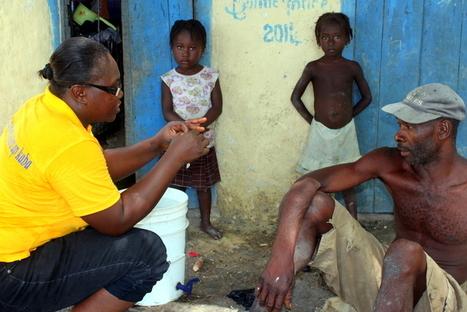 A trek to eliminate cholera deep in the heart of Haiti   The Total Sanitation Campaign in Haiti   Scoop.it
