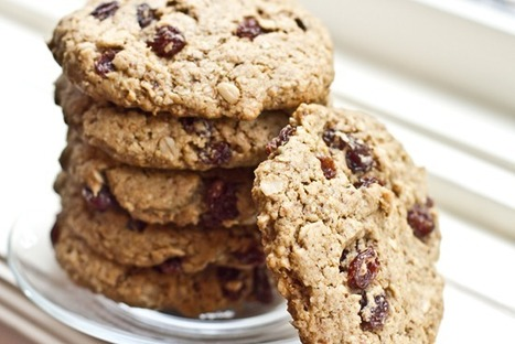 The Ultimate Vegan Oatmeal Raisin Cookie | Health & Nutrition | Scoop.it