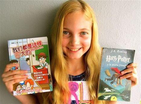 Raising a Bilingual Child - or Trilingual - Soul Travelers 3   Second Language   Scoop.it
