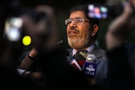 Morsi cherche  à rassurer l'Occident   Égypt-actus   Scoop.it