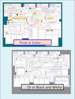 Science Stuff: Common Core Graphic Organizers for Science Informational Text | Reading Literacy, Informational Text and School Libraries | Scoop.it