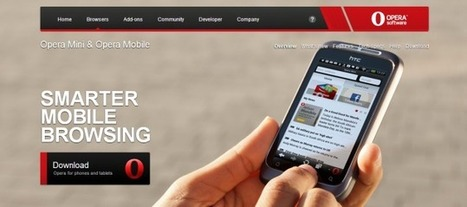 Opera browser sees central role in Facebook-led Internet.org | NDTV Gadgets | Internet News | Scoop.it