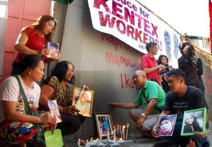 BIGGER TRAGEDY | One year after Kentex killer fire, workplace safety policies remain unchanged | Occupational and Environment Health | Scoop.it