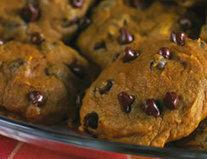 Pumpkin Polka Dot Cookies Recipe - Diabetic Gourmet Magazine - Diabetic Recipes | Cookie Making Day Recipes | Scoop.it