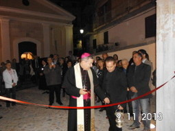 Rossano, taglio del nastro per Biblioteca e Archivio diocesani ristrutturati grazie all'8×1000 | Généal'italie | Scoop.it