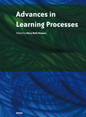 Learning Process | Advances in Learning Processes | InTechOpen | Learning in a Information & Knowledge Society | Scoop.it