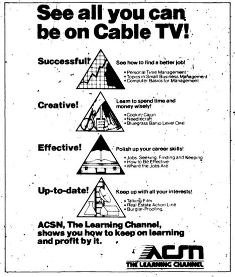 What Happened to Educational Television: The Story of 'The Learning Channel' | E-Learning | Scoop.it