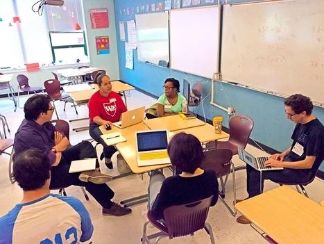 Edcamps: The New Professional Development | TIKIS | Scoop.it